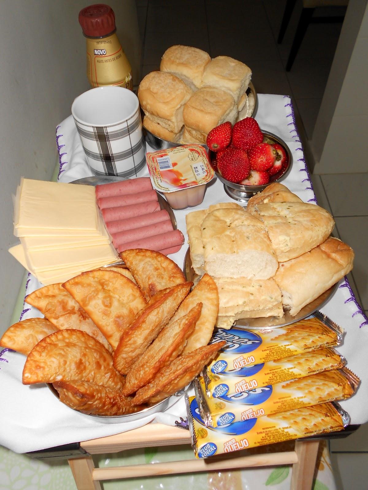 Super Agora sim, casada: Café da manhã na cama - Dia dos Pais BT53