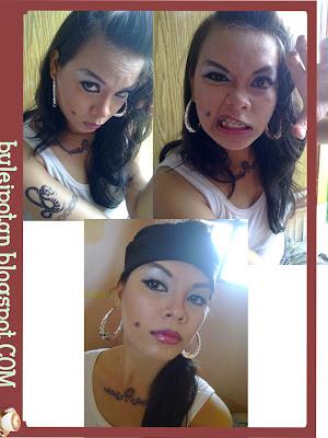 MUC: Chola Makeup/Style