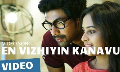 En Vizhiyin Kanavu Video Song | Bangalore Naatkal | Rana Daggubati | Sri Divya | Gopi Sunder