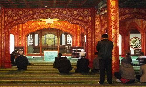 Niat dan Cara Mengerjakan Shalat Sunat Tahiyat Masjid