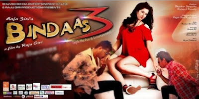 Bindaas 3 poster