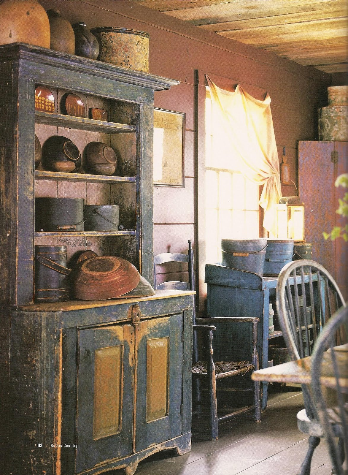 Language Of Design The Kitchen Dresser