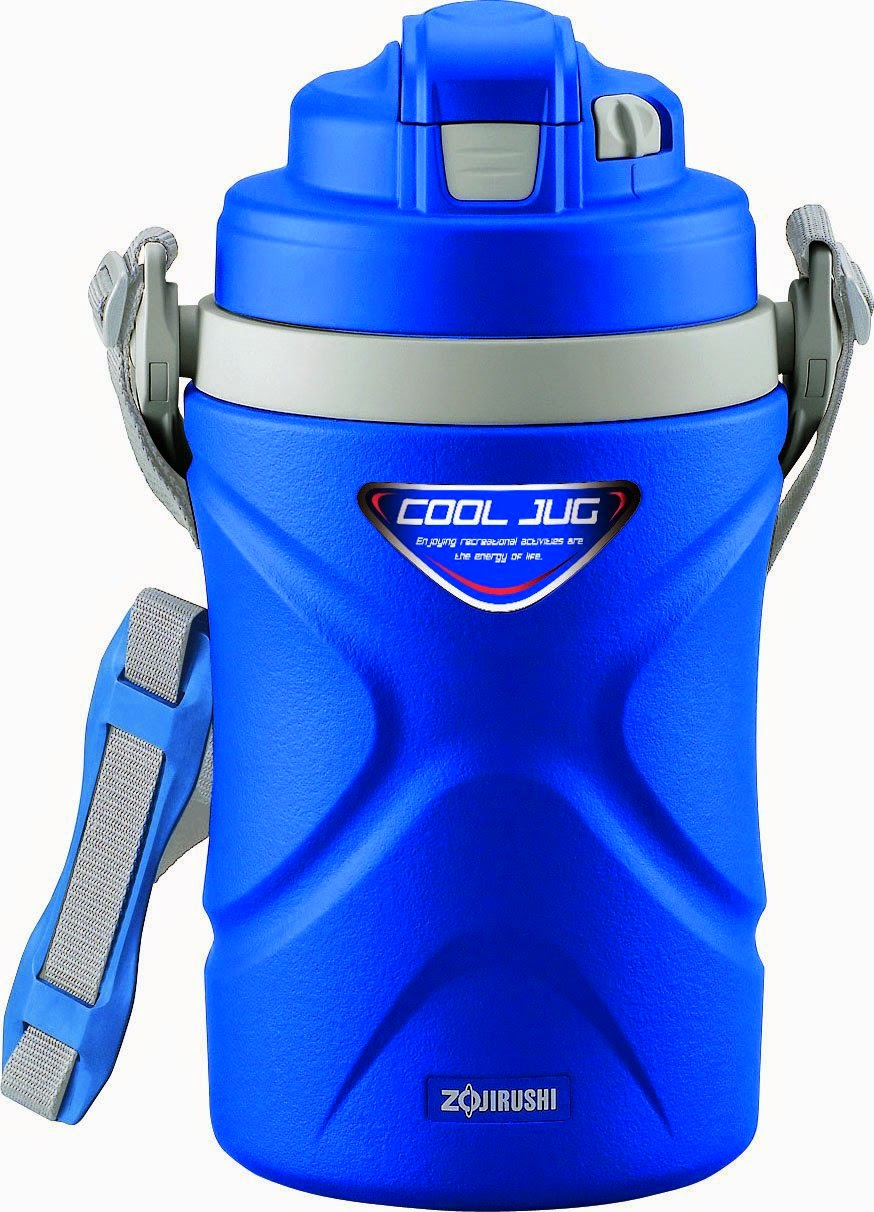 Amazon: Buy Zojirushi Cool Bottle, 2.5 Litres, Blue at Rs 1361