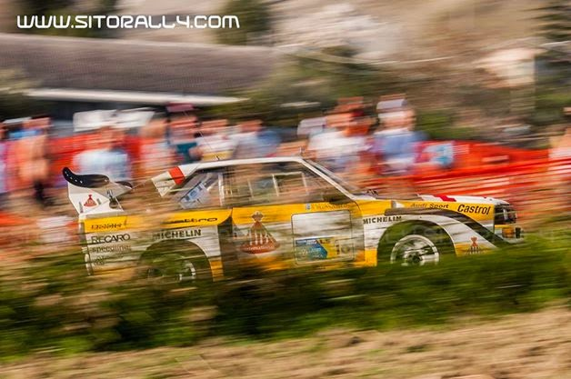Rally Legend San Marino Italia 2014