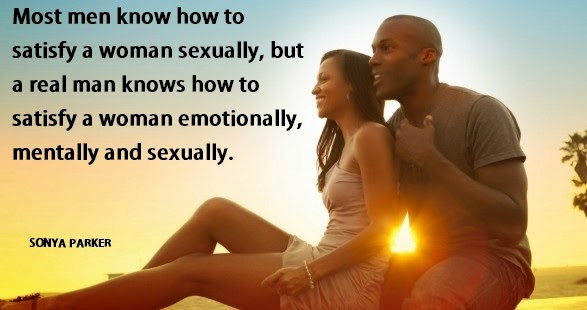How to satisfy a man sexually