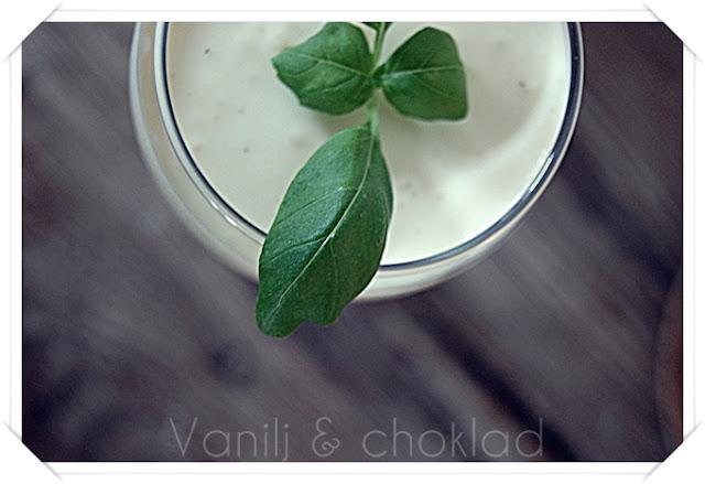 choklad pannacotta, vanilj pannacotta, godaste efterrätten