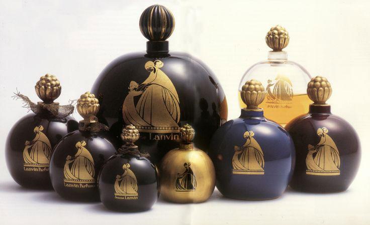 via fashioned by love | Lanvin Arpege perfume