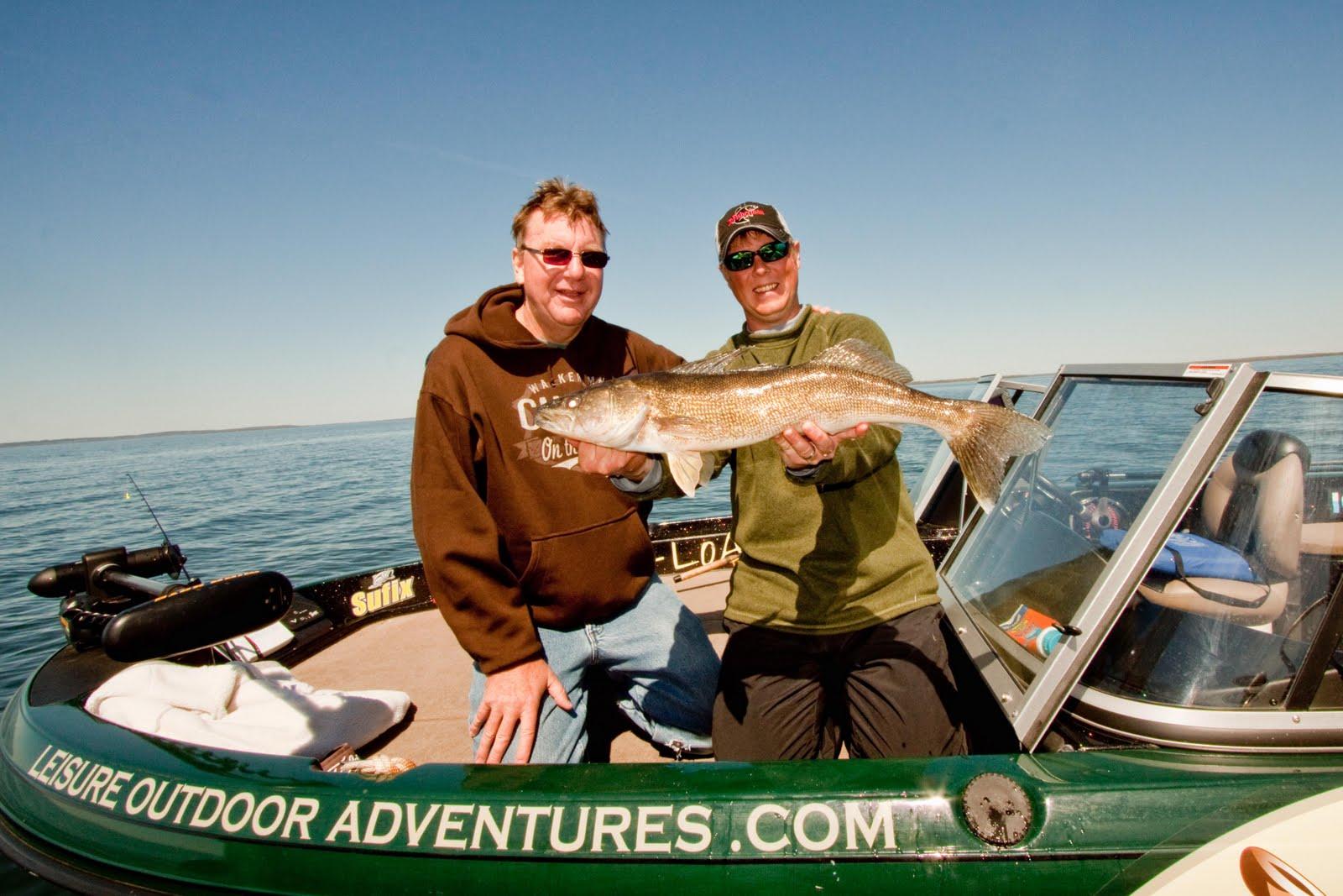 Jeff jiggy andersen fishing photography leech lake for Leech lake fishing reports