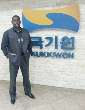 KUKKIWON 25TH FOREIGN MASTER INSTRUCTORS COURSE