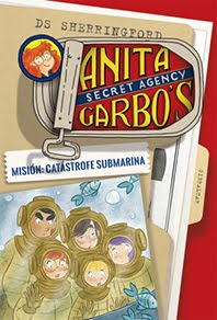"""Anita Garbo's Secret Agency - volume 3"""
