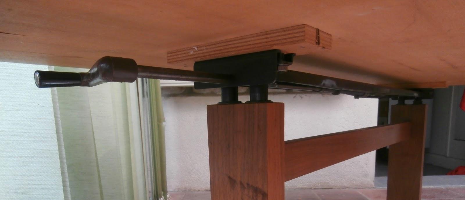Dur e de vie ind termin e table basse rehaussable - Table basse rehaussable ...