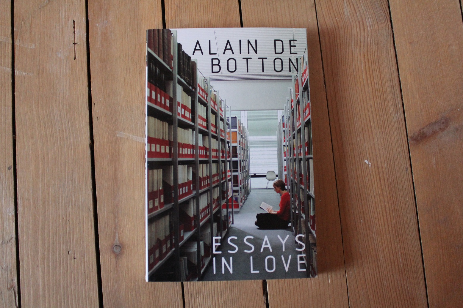 alain de bottons essays in love Alain de botton, the philosopher and author the author, whose books include essays in love and the consolations of philosophy.