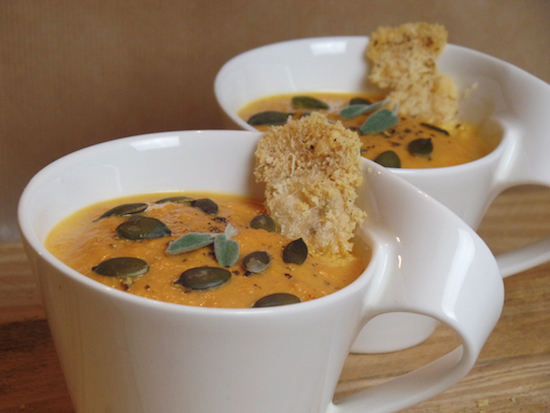 Pumpkin Soup Recipe UK