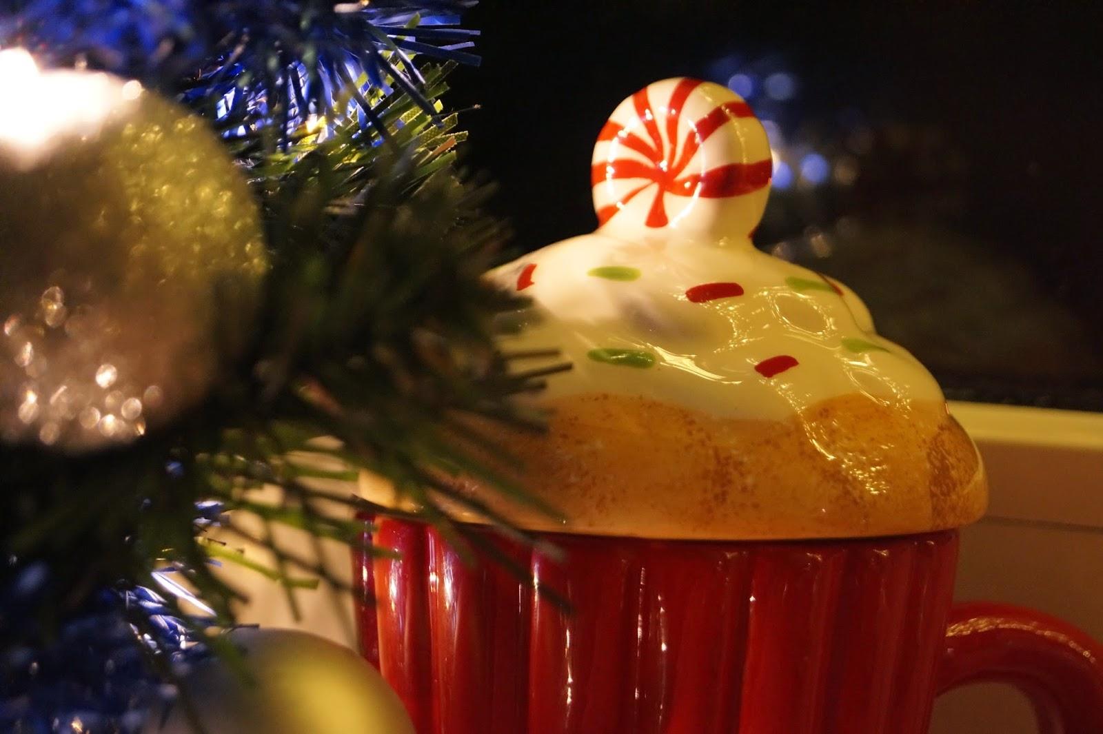 25. Finally, it's Christmas - dekoracje świąteczne.