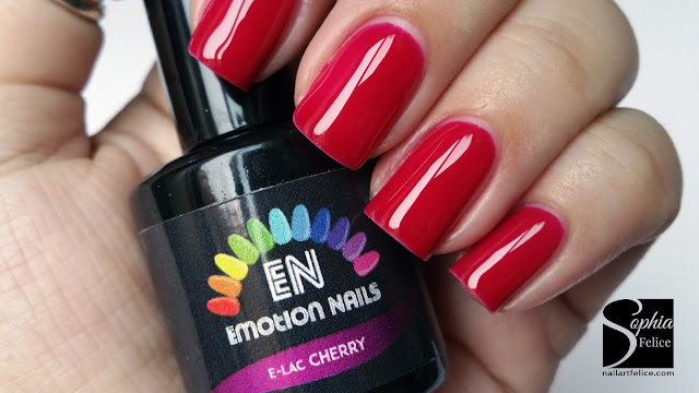 smalto semipermanente e-lac cherry emotion nails_04
