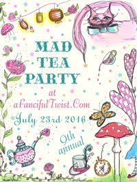 Mad Tea Party 2016