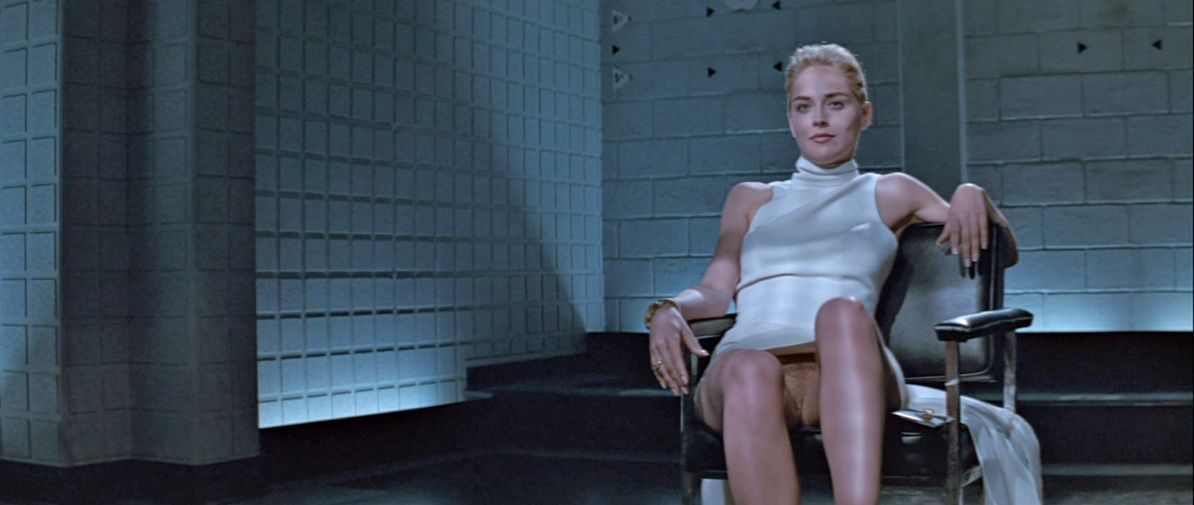 Sharon stone basic instinct compilation