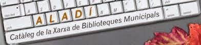 CONSULTAR EL CATÀLEG DE LES BIBLIOTEQUES MUNICIPALS: