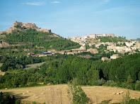 Vistes sobre Cardona i el Castell