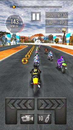 Download Thumb Motorbike Racing HD