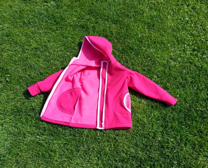 Nanotex softshel jasje