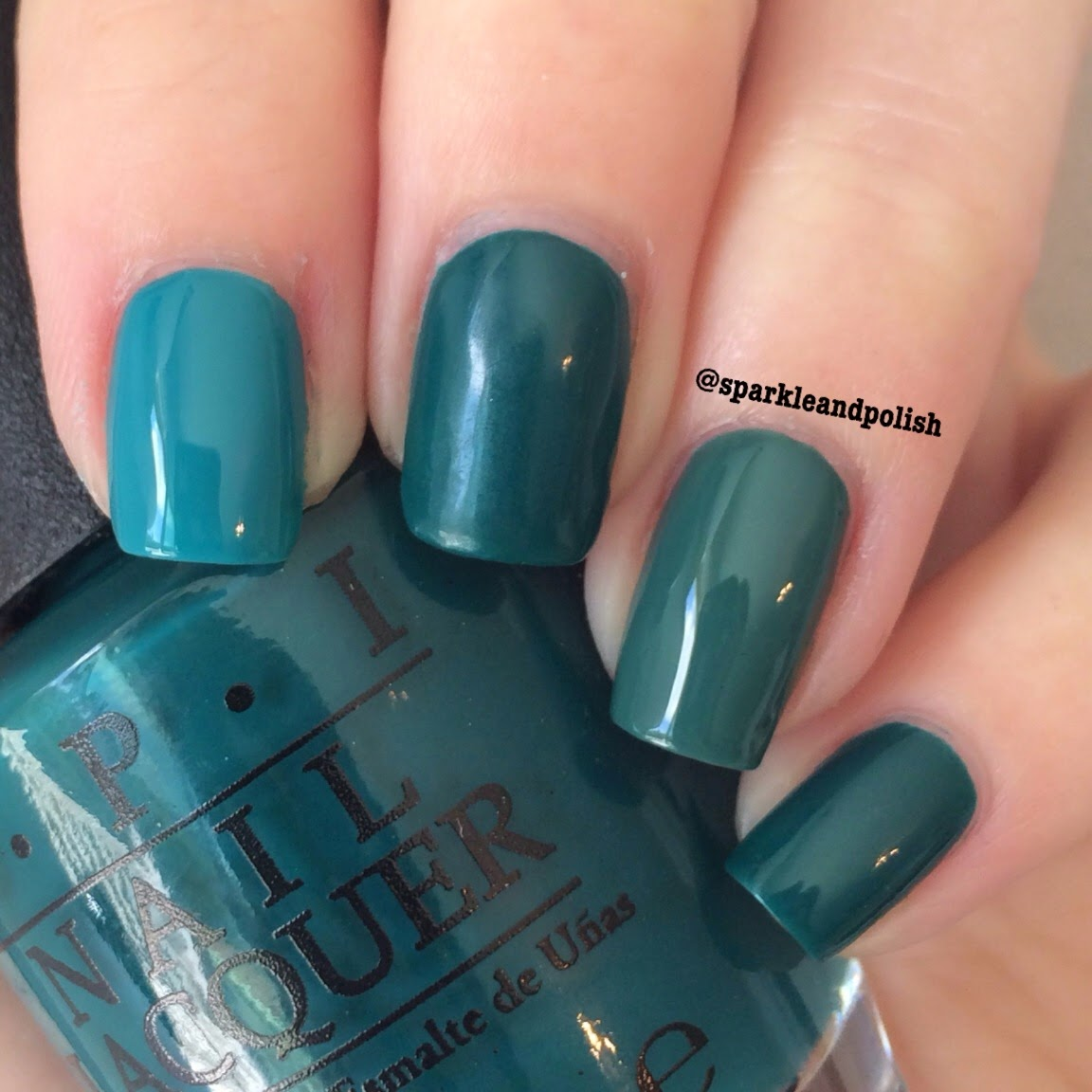 A Little Sparkle And Polish: OPI Spring Comparisons