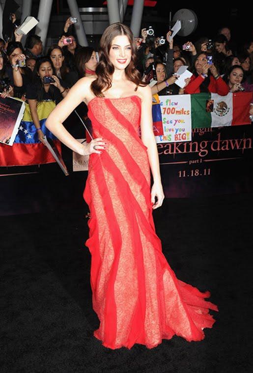 Ashley Greene Fashion Style 2013
