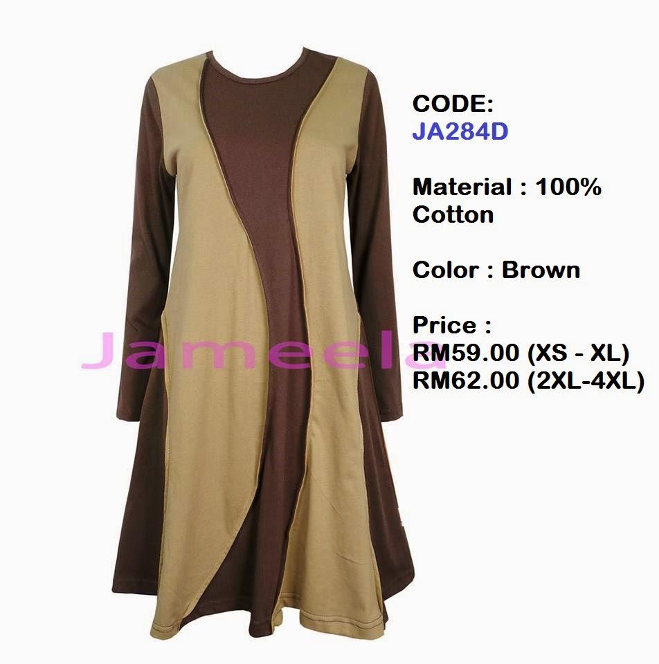 T-shirt-Muslimah-Jameela-JA284D