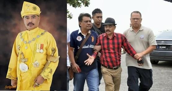Sultan Melaka Di Tanah Polis