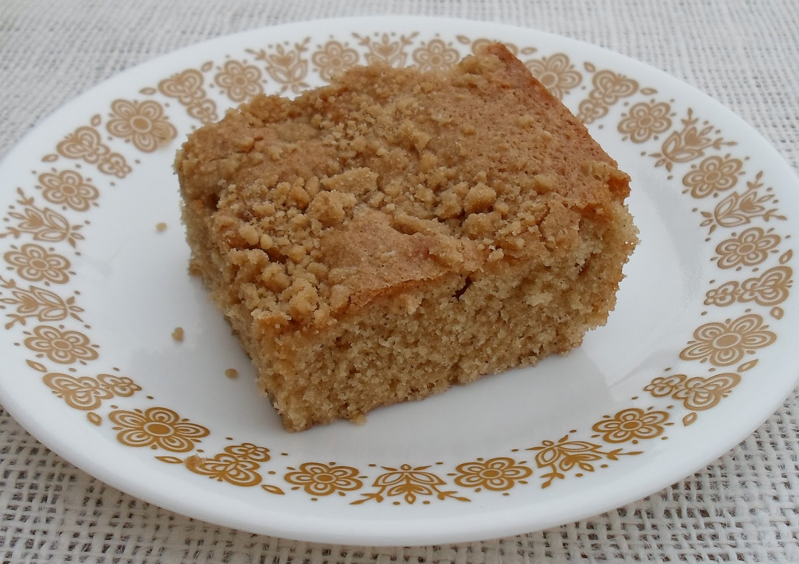 Happier Than A Pig In Mud: Cowboy Coffee Cake