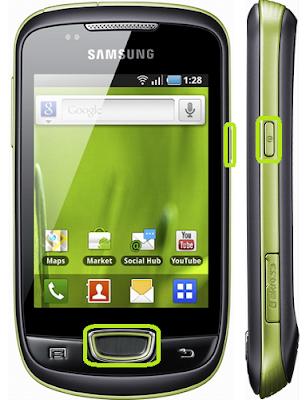 Cara Hard Reset Handphone Samsung Galaxy Young