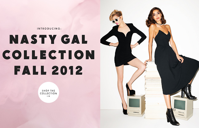 Nasty Gal 2012 Fall Collection