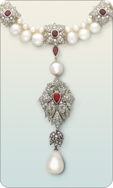 World's Most Amazing Pearls: La Peregrina