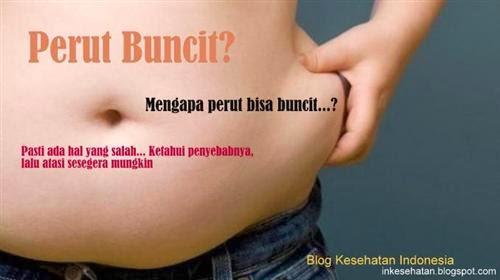 ... lainya. Ada beberapa pola hidup yang Penyebab perut buncit yaitu