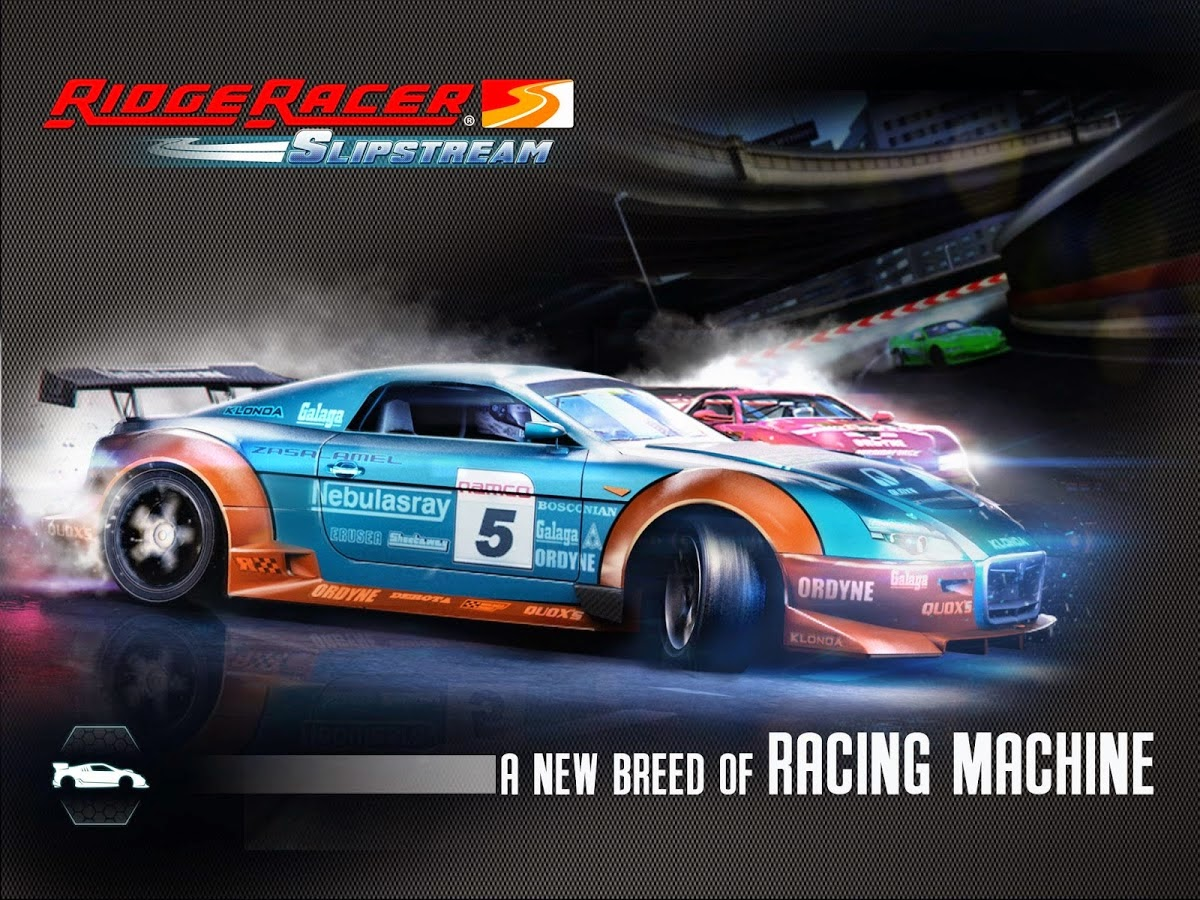 Ridge Racer Slipstream Apk Data Full Mod Unlimited Money