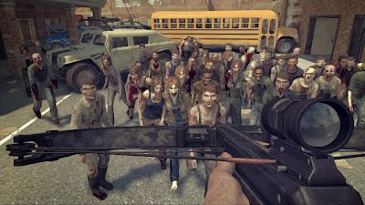 Pc Game The Walking Dead Survival Instinct Free