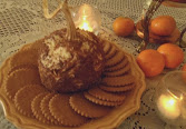 Cinnamon and Orange Cheese Ball
