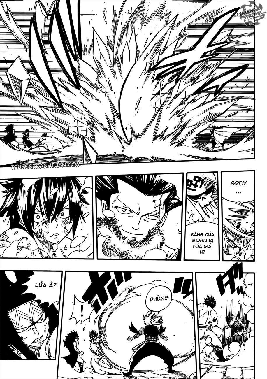 Fairy Tail chap 386 page 20 - IZTruyenTranh.com