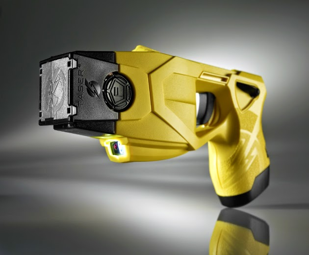 LAPD Using Tasers - gearbeat.blogspot.com