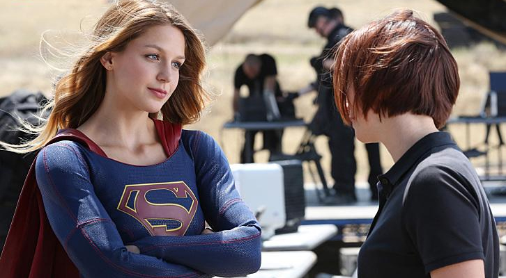 POLL : What was your favorite scene in Supergirl - Stronger Together?