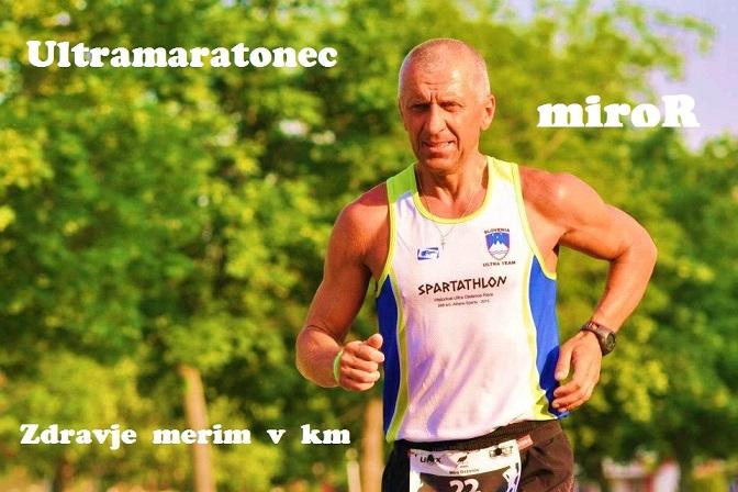 Ultramaratonec  Miro  Režonja