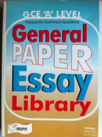 General paper essays on education