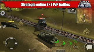 Wild Tanks Online  v 1.34.1 Mod Apk (Unlimited Money)