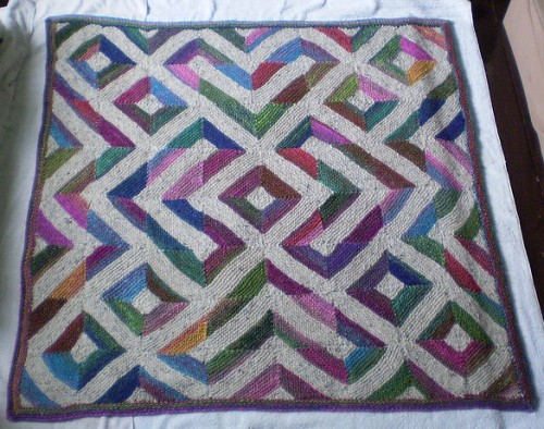 Pathways Blanket - Free Pattern