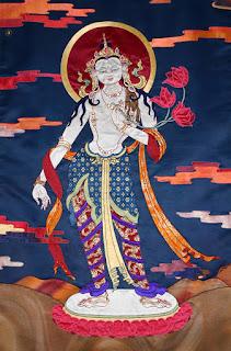Padmapani 2004, by Leslie Rinchen-Wongmo