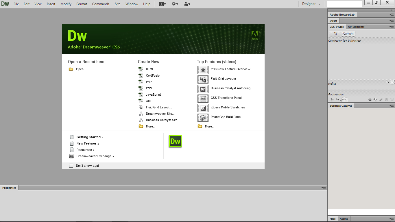 dreamweaver cs6  crack full version