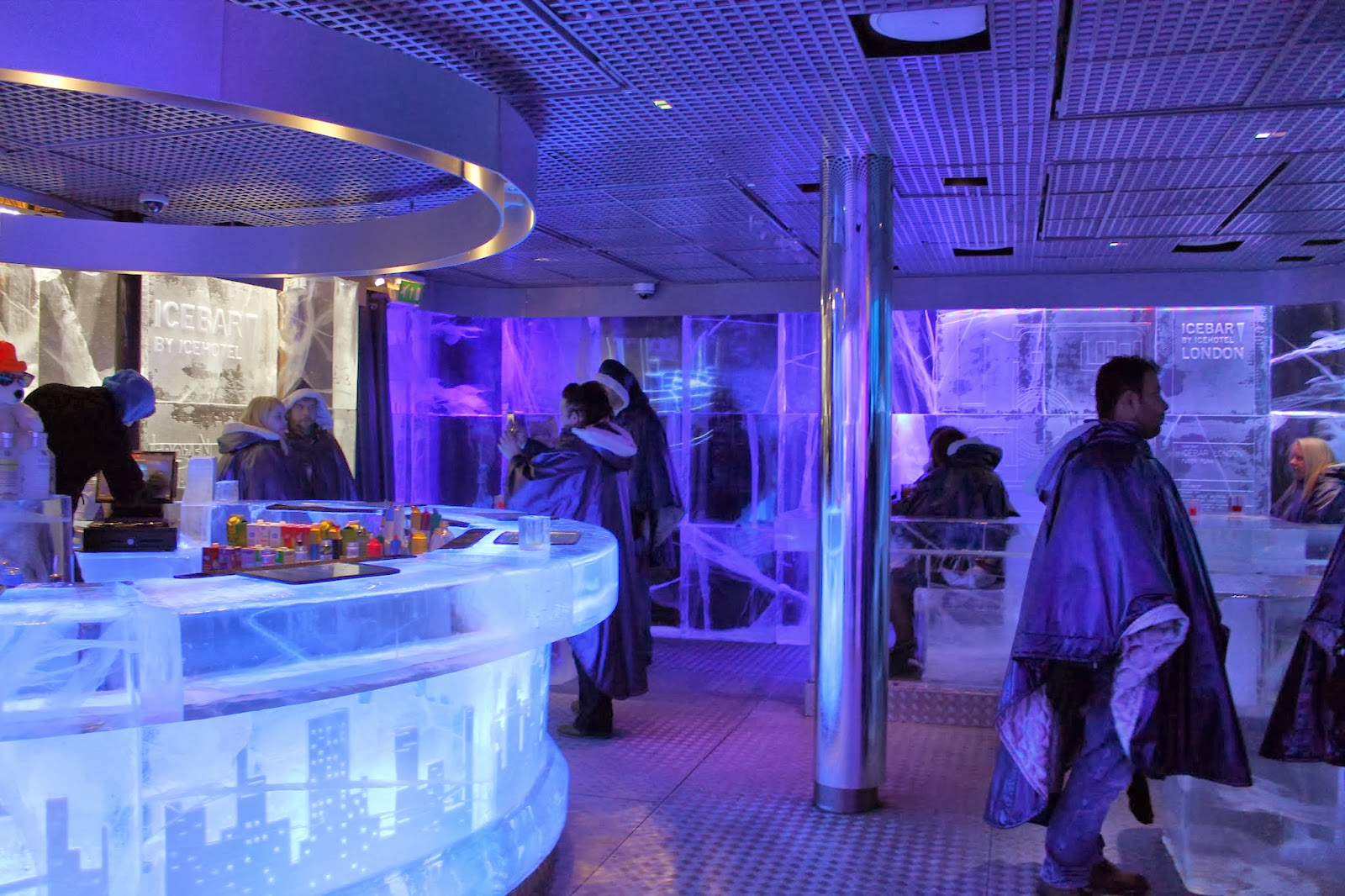 Ice Bar by Ice Hotel, London Review