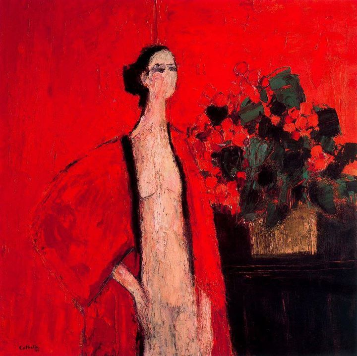 Bernard Cathelin 1919-2004 | French painter