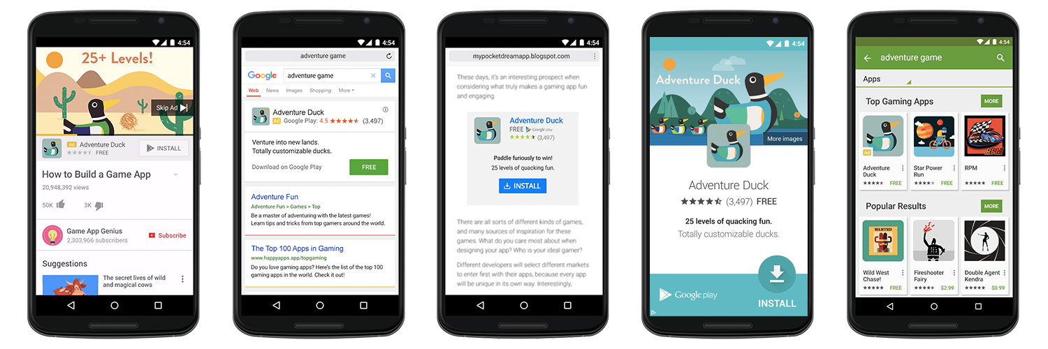 Google brings you closer to your customers in the moments that matter