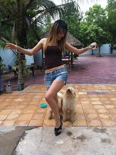 Votey Teav Cambodian Facebook Girl Sexy Photo Special collection 2